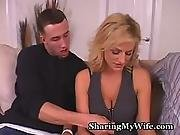 blonde,  doggystyle,  foreplay,  home,  homemade,  hungry,  kissing,  swingers,  wife