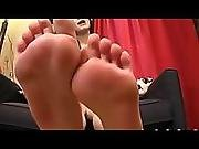 Heels Feet Joi