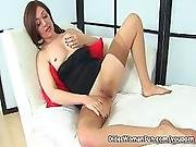 Hard Nippled Milf Kitty Cream From The Uk Loves To Play