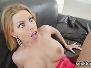 Pornstar Centerfold Gets Her Butt Hole Plowed With Monster Pecker