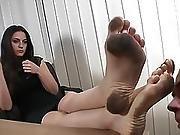 Adult Clip Sensual erotic full body massage