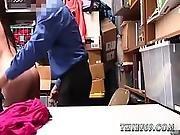 18 Girl Fucks Mature Apparel Theft