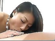 Hina Aisawa Loves Having Her Pussy Pumped Right