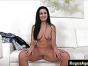 Amateur Euro Auditioning With Sucking And Sex