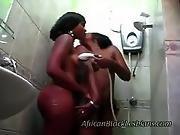 african,  afro,  amateur,  ass ,  babe,  bathroom,  black,  booty,  butt,  dark,  ebony,  foreplay,  home,  homemade,  horny,  interracial,  shower