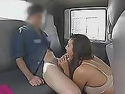 Hard Pussy Drilling Almost Made This Brunette Cry From Joy