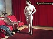 Bbw Milf Does Slow Hanjob For Really Big Hard Cock