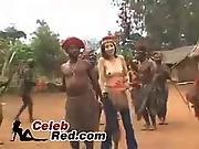 African Tribe Member Fuck Japanese Girljapanese Girl Sex Africa Outdoor