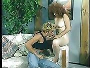 Hermaphrodite Dane Harlow Fucks Blonde Guy