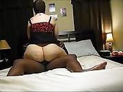 Mature S1ep1 Housewife With Giant Ass Fucked In The Bedroom