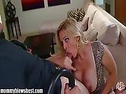 babe,  blonde,  blowjob,  busty,  mature,  milf,  oral,  pornstar,  sexy,  sex ,  sucking,  tied