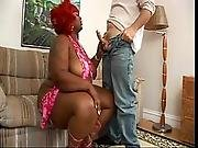 Ebony Bbw And White Guy
