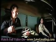 Lina Romay Fucked Hard In Moving Vehicle