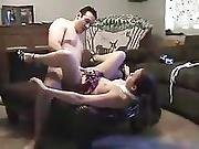Young Couple S Threesome With Friend Vol4