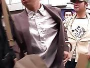 Cosplay Nippon Sweetheart Fucking Fortunate Stud In Car