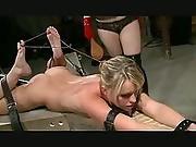 babe,  fetish,  lesbian,  paddled,  spa ,  spanking