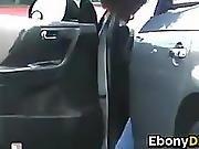 Ghetto Ebony And Latina Booty