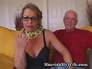 Mature Mommy Gets Young Cock
