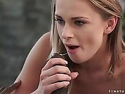 White Girl Suck Bbc