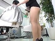 Japanese Miniskirt Shame Upskirt Groped Get Fucked