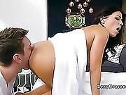 Masseur Anal Bangs Cheating Wife