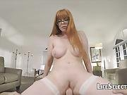 Lustful Foursome In The Saloon - Kimmy, Penny, Alison