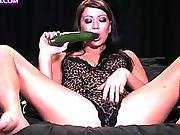 cucumber,  fetish,  masturbation