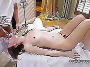 Hot Teen Anal Fucks Big Cock At Massage