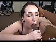 Amateur Goes Interracial For Audition