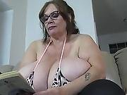 Suzy Q Big Cow Tits Joi