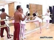 ballerina,  groupsex,  sex