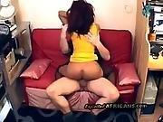 afro,  amateur,  babe,  black,  booty,  cowgirl,  ebony,  horny,  interracial,  riding,  stocking,  white,  wild