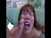 compilation,  cumshot,  facial,  humiliation,  old ,  pornstar