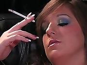 babe,  smoking