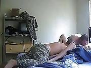 2 Soldiers Share A Girl