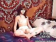 Russian Amateur Couple Sex Tape
