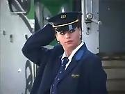Sexy Train Employee Get Forced To Give Head On The Train