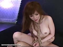 Bondage Sex And Extreme Bdsm Punishment With Hot Japanese Slut