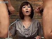 Busty filipina bar girl