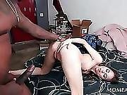 Sexy Teen Pussy Hammered By Black Cock