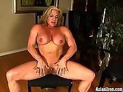 big clit,  boob,  busty,  clit,  masturbation