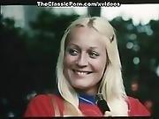 Cathy Stewart Diane Dubois Edwige Faillel In Vintage Fuck Clip