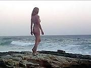 Naked In The Beach