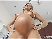 Pregnant Rita 03 From Mypreggo Com