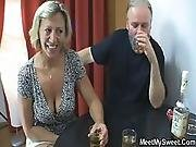 cheating,  fucking,  grandpa,  granny,  mature,  milf,  old ,  older man,  parents,  perverted,  teen,  threesome,  young