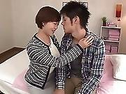 Rct 682 Mom Helps Not Her Son To Practise Part 1