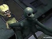 alien,  fucking,  hentai