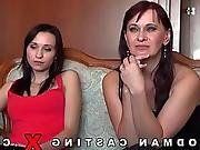 Mom And Daughter Casting Part3