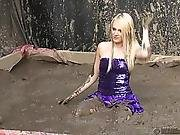 Sexy Party Dress Mud Dip