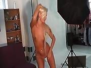 blonde,  blowjob,  czech,  european,  long hair,  pov